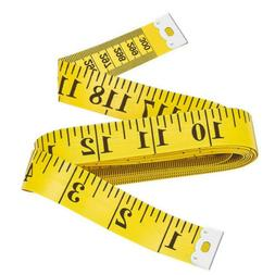 Body Measuring Ruler Sewing Cloth Tailor Tape Measure Soft F