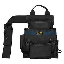 CLC 2823 10-Pocket Ballistic Nail and Tool Bag
