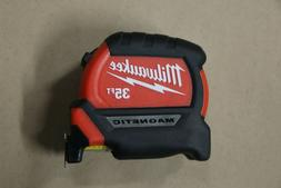 Milwaukee Compact Wide Blade Magnetic Tape Measure