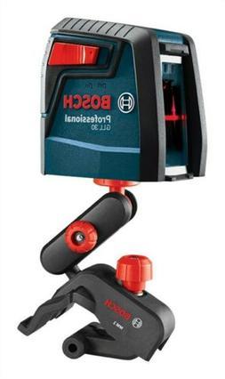 Cross Line Laser Level, Robert Bosch, GLL 30