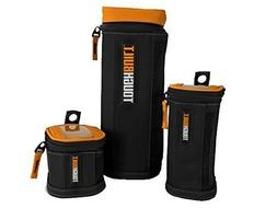 ToughBuilt - 3 Pack Cube Softboxes Tool Bag | Soft Tool Box/