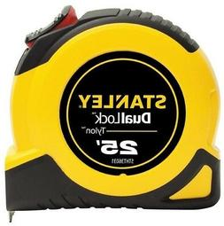 Stanley Dual-Lock 25-ft Tape Measure