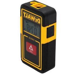DeWALT DW030PL 30-Foot Laser Distance Measurer