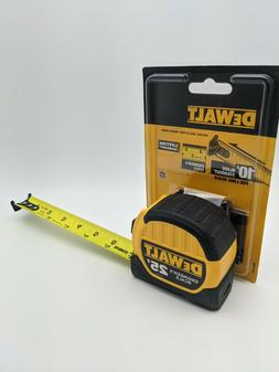 Dewalt DWHT36066S 25ft. Engineer Scale Tape Measure, Black a