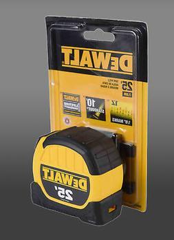 Dewalt DWHT36107 25 FT Tape Measure