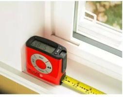 Easy To Read 16 ft. Digital Tape Measure Fraction or Decimal