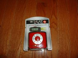 ETape16 Digital Tape Measure Red NEW IN PACKAGE  E TAPE16 TA