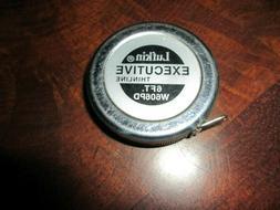 Lufkin Executive Diameter Pocket Measuring Tape, 1/4 x 6ft