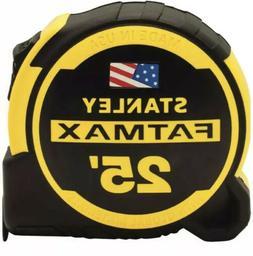 Stanley Fatmax 25 Ft. Premium Tape Measure