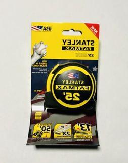 fatmax 25 tape measure w lifetime manufacturer