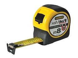 Stanley FatMax BA Magnetic Tape 8m