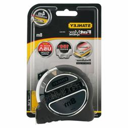 Stanley Fatmax Xtreme 8m Full BladeArmor Metric Tape Measure