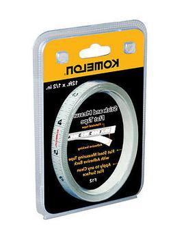 Komelon F12 Flat Tape 1/2in X 12 Ft Measuring Tape