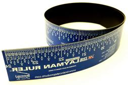 Flexible Magnetic Measuring Tape Magnet Ruler
