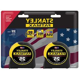 Stanley Consumer Tools FMHT74038M Fatmax Tape Measure, 25-Ft