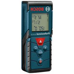 Bosch GLM35 120 ft. Compact Laser Measure with 2 AAA Batteri