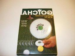 Gotcha Golf Tape Measure Closest To Pin Fits In Bag NEW