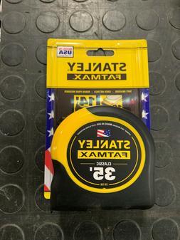 Stanley Hand Tools 33-735 35' FatMax® Tape Rule