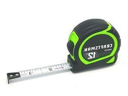 CRAFTSMAN HI-VIS High Visibility 12-ft Tape Measure