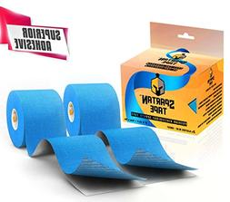 Spartan Tape Kinesiology Tape  Perfect Support for Athletic