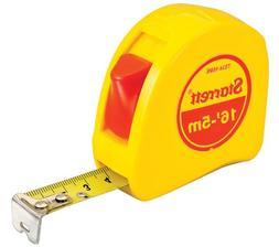 Starrett KTS34-16ME-N ABS Plastic Case Yellow Measuring Pock