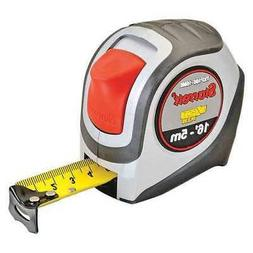 "STARRETT KTXP106-16ME-N 16 ft./5M Tape Measure, 1"" Blade, 1/"