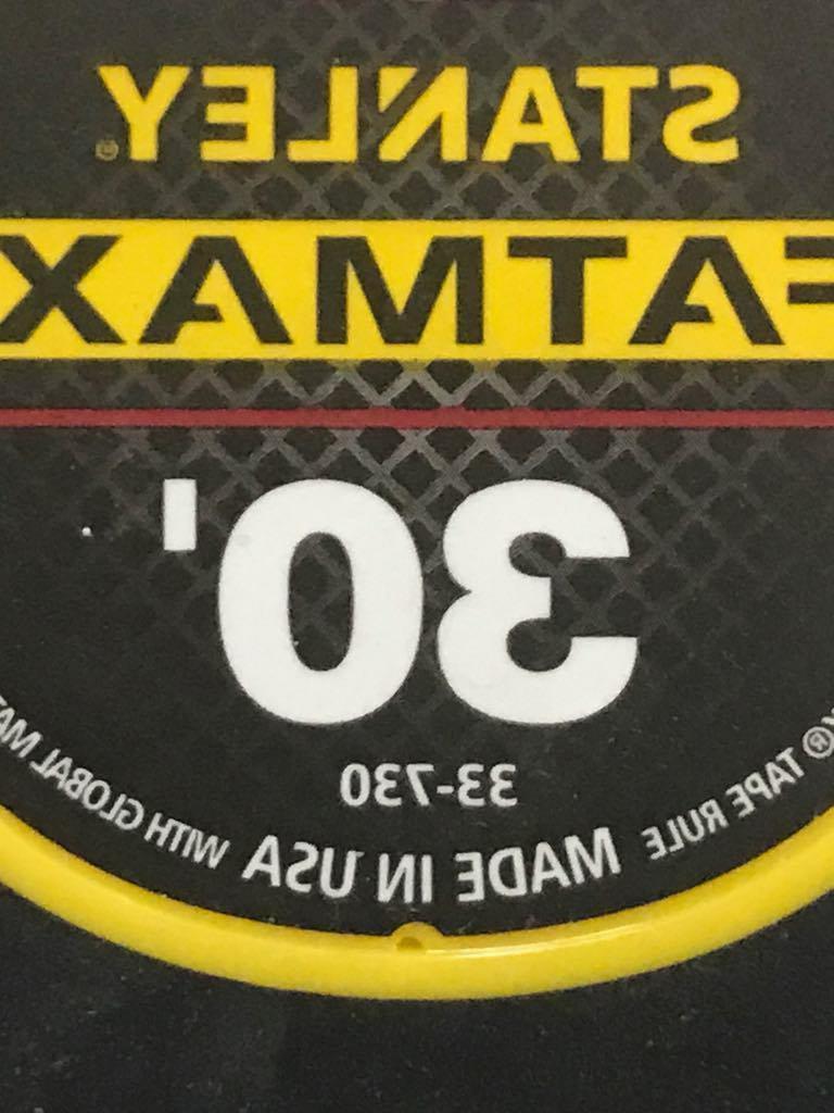 1 30' Stanley Fatmax 33-730