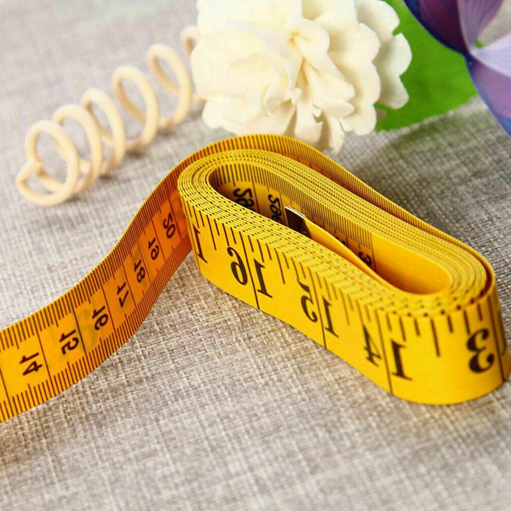 Hot Body Sewing Cloth Tailor Tape Measure Gift