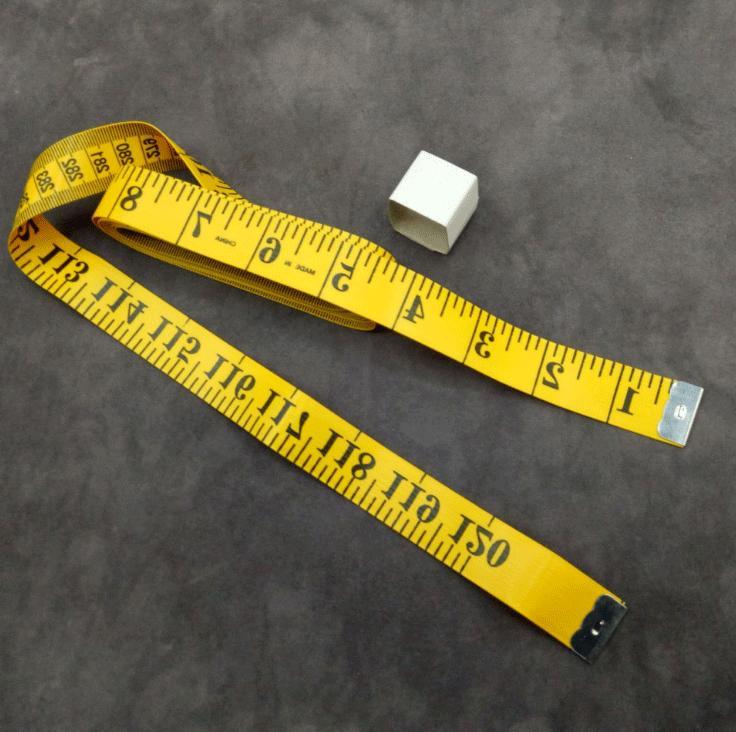 Tape Ruler Sewing Cloth Measure Seamstress Soft