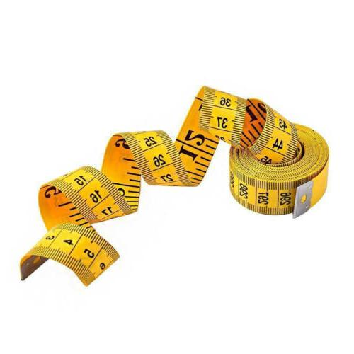 """120"""" Flat for Sewing Soft Measuring Ruler 300CM"""