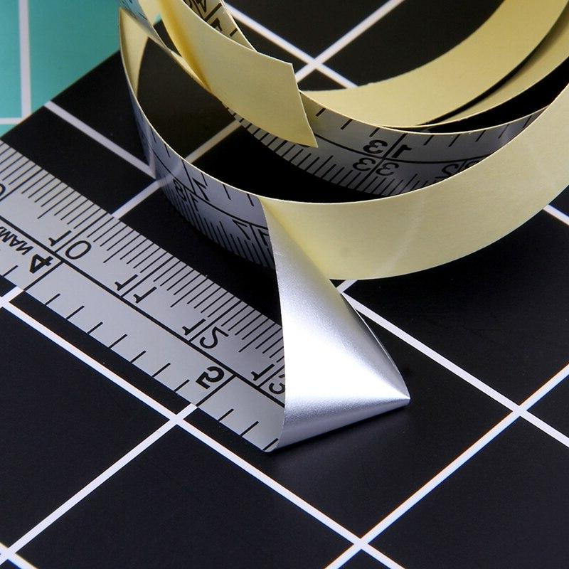 151cm Self Adhesive <font><b>Metric</b></font> <font><b>Meas