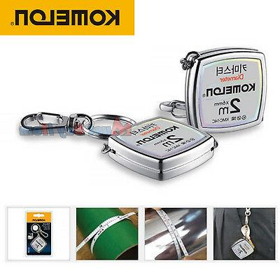 Measuring Tape, Chrome, 25 Ft, Forward Lock