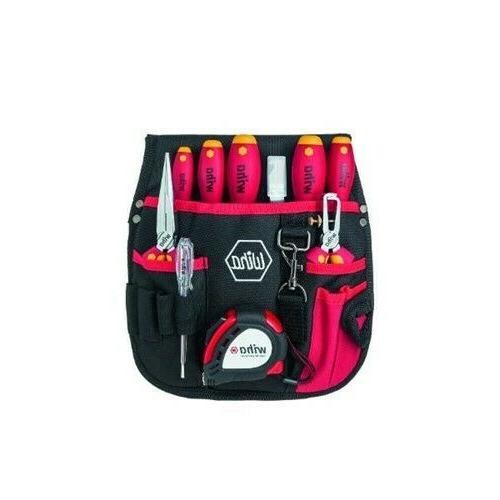40948 10 piece vde electrician assorted tool