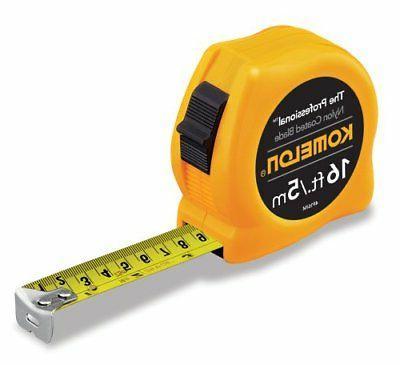 Komelon 4916IM The Professional 16-Foot Inch/Metric Scale Po