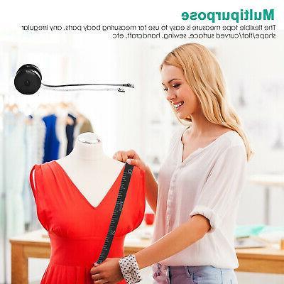 "60""/150cm Measure Measuring Cloth Tailor Soft Flat"