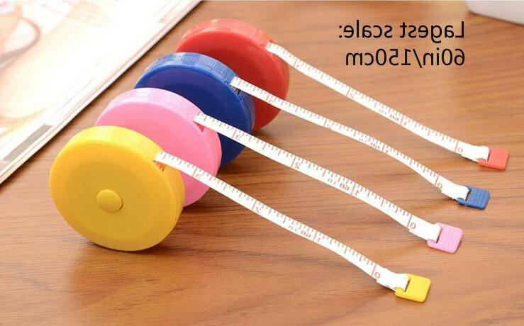 """60""""/150cm Body Measuring Ruler Sewing Tailor Soft Flat"""