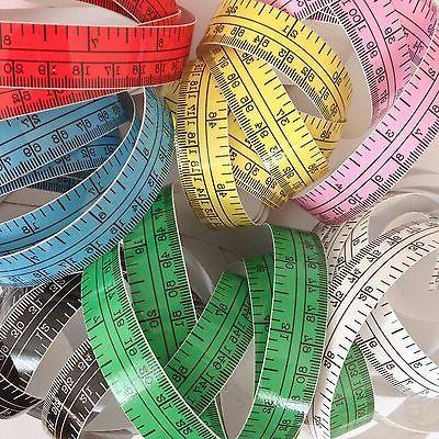 "60"" Vinyl Measuring Ruler Sticker boat"