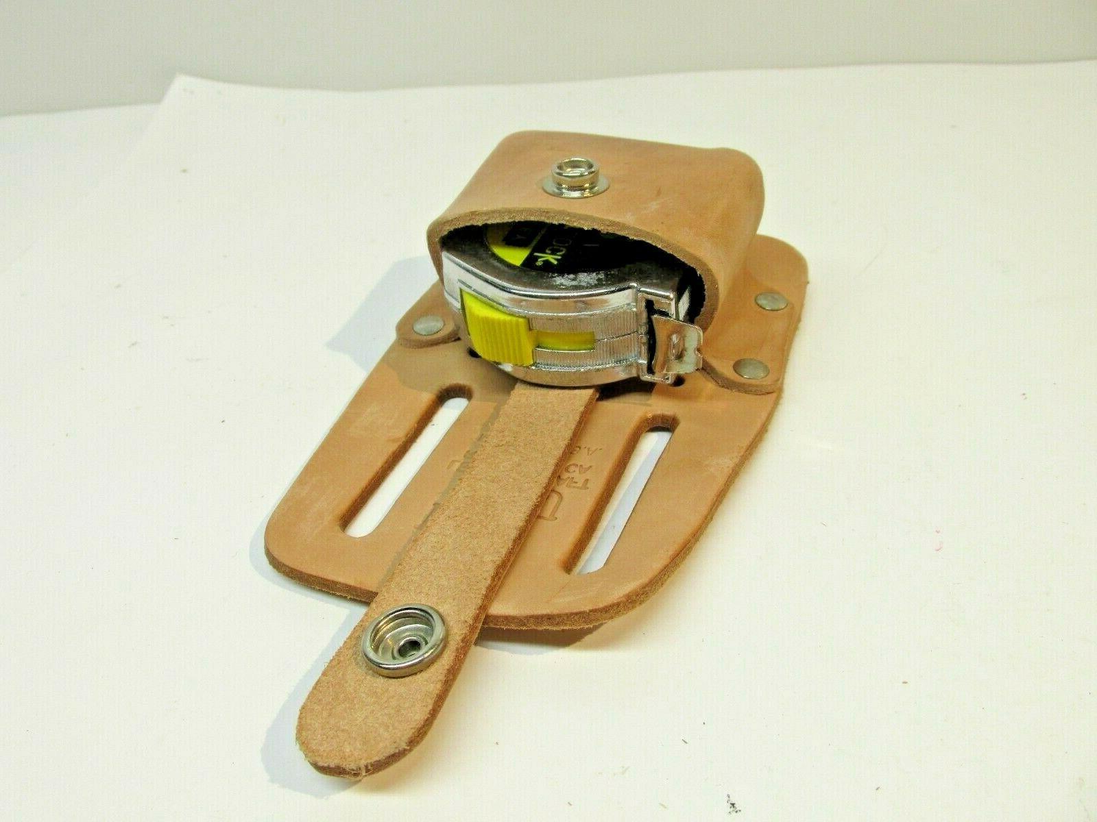 Carpenter Measure Belt Holder Attachment Bag