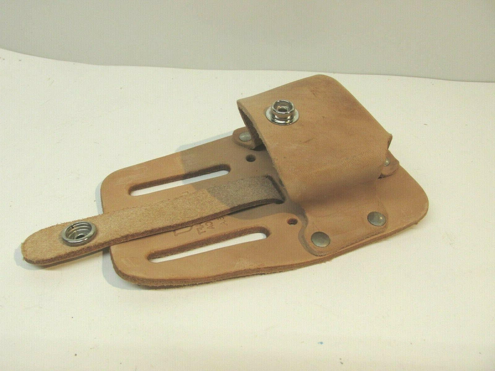 Carpenter Measure Holder Attachment Tool Bag
