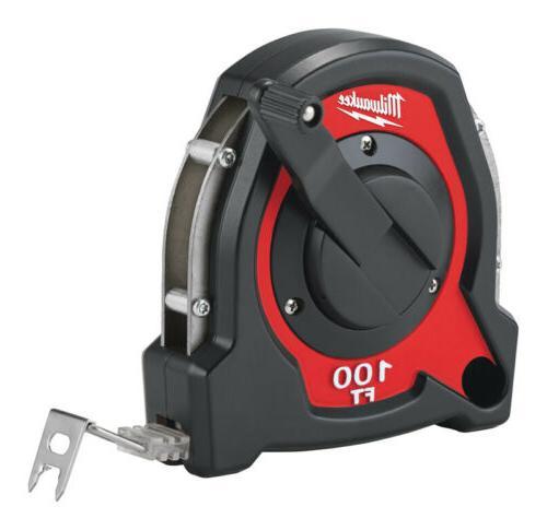 closed reel long tape measure