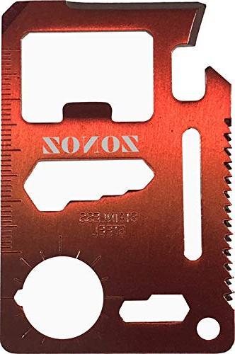 eTape16 ET16.75-DB-RP Measure, 16', and Metric & 11 1 Mini Portable Wallet Pocket Multi-Z-Tool