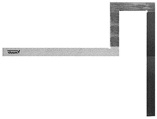 flange square chromed