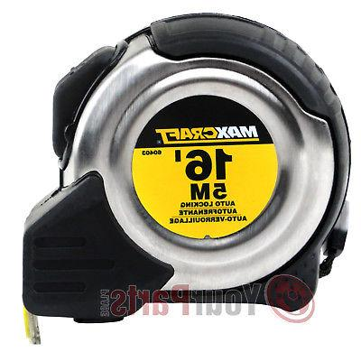 Michigan Tools Auto-lock Measure x -Inch