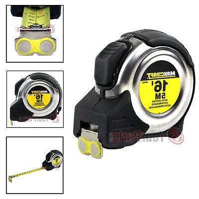 Michigan Industtrial Tools Maxcraft Auto-lock Tape Measure 1