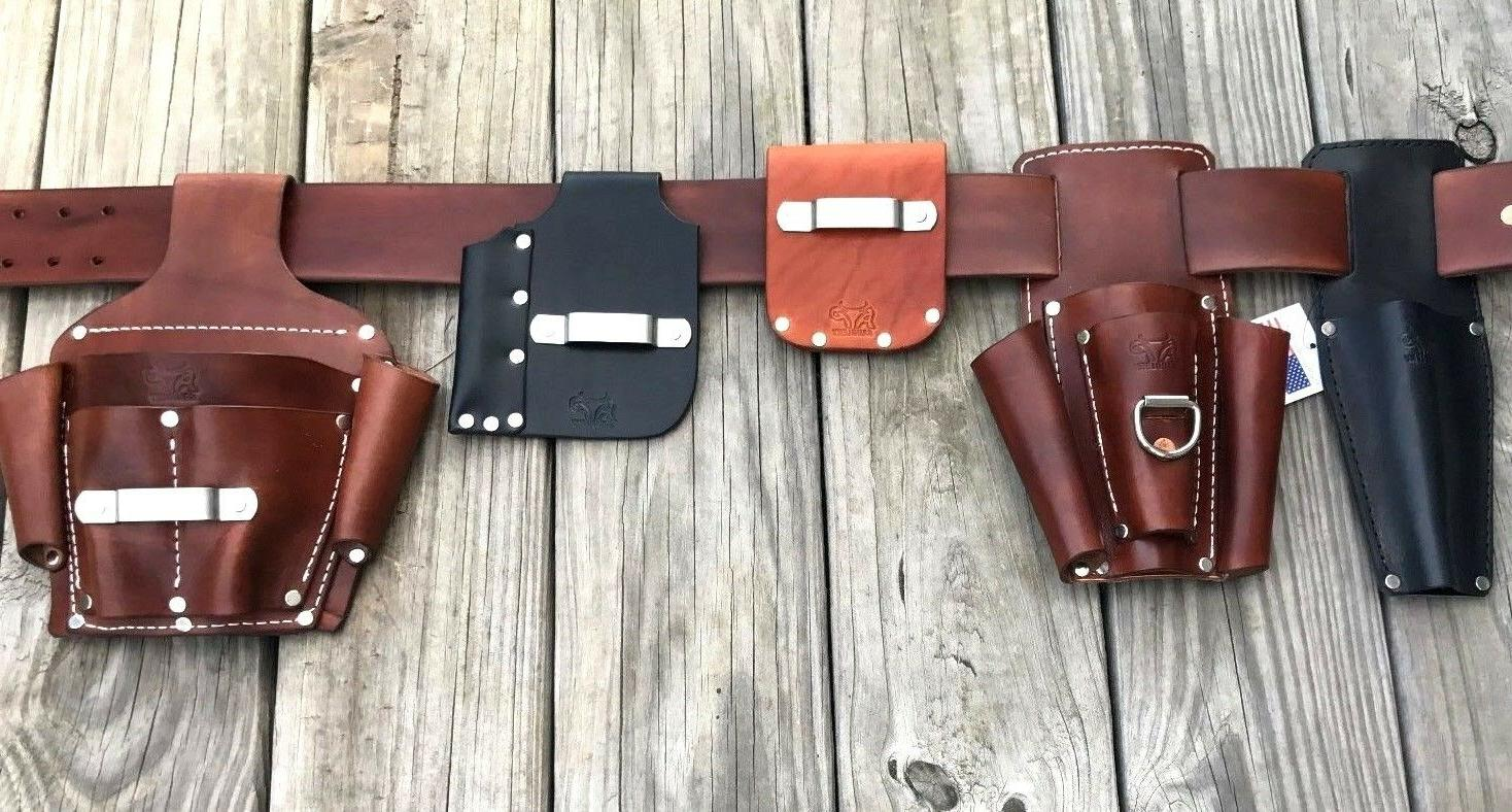 Leather Holder Low Profile Belts*