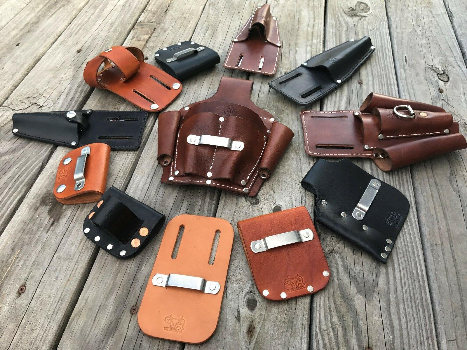 """Leather Low Profile 3"""" Belts*"""