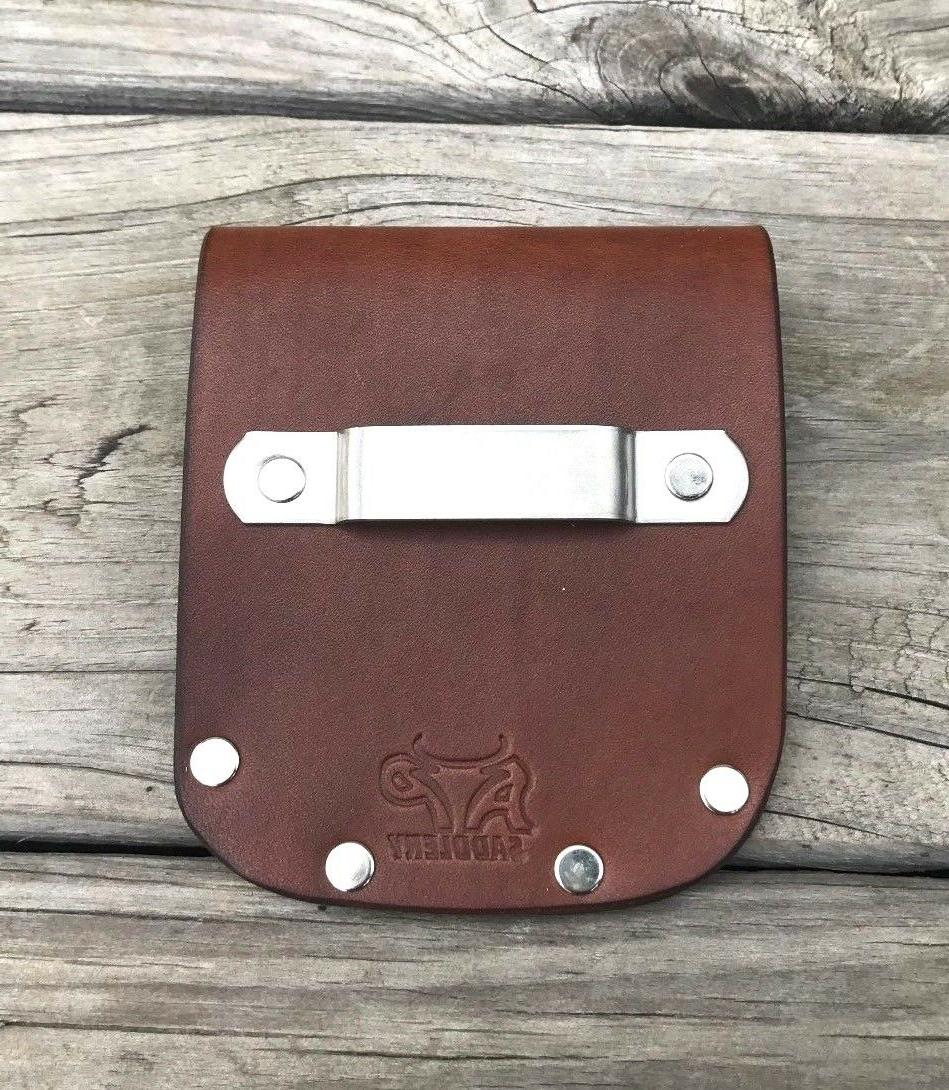 Leather Low Profile *Fits Belts*