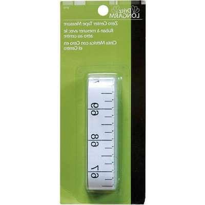 longarm zero center tape measure
