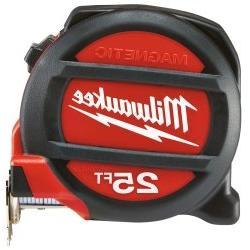 25' MAGNETIC TAPE MEASURE Tools Equipment Hand Tools