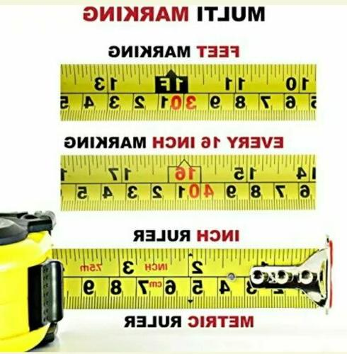 Measuring By - EASY TO 25 BOTH SIDE DUAL RULER